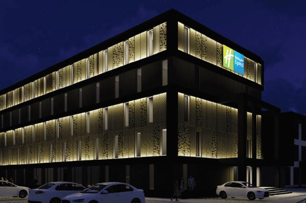 Cycas to develop IHG's first Holiday Inn Express & Suites concept in Europe (NL)