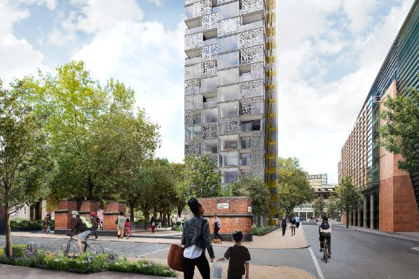 Investec provides €41m for London resi scheme (GB)