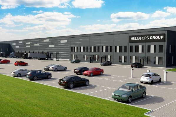 7R secures A-class BTS warehouse project in Poland