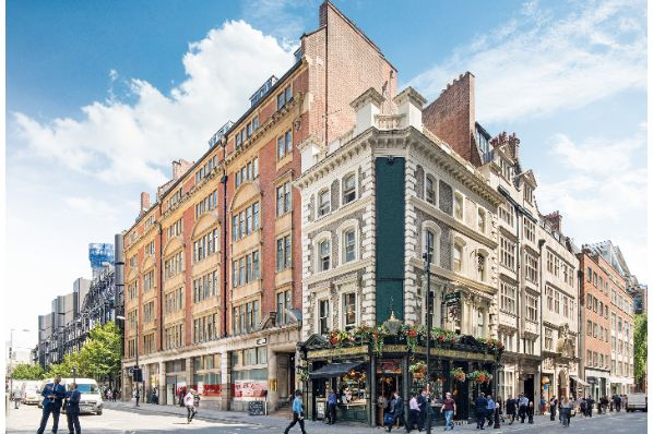 UKCM sells London office building for €44.2m (GB)