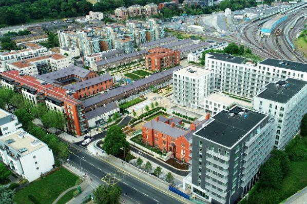 肯尼迪·威尔逊(Kennedy Wilson)完成Clancy Quay住宅开发(IE)