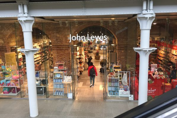 John Lewis to close eight stores across UK