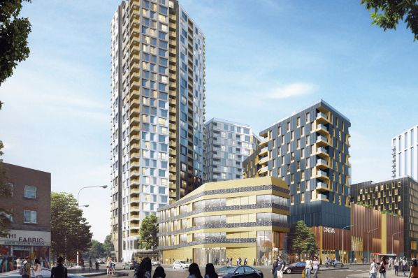 Get Living and Muse sign €277.8m deal for Lewisham Gateway scheme (GB)