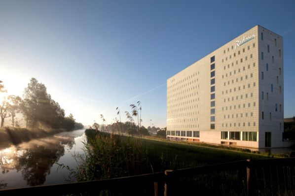 Radisson and Cycas launch its first extended stay hotel in Western Europe (NL)
