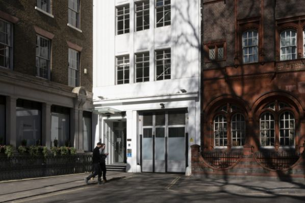 Hines acquires London office property for €85m (GB)