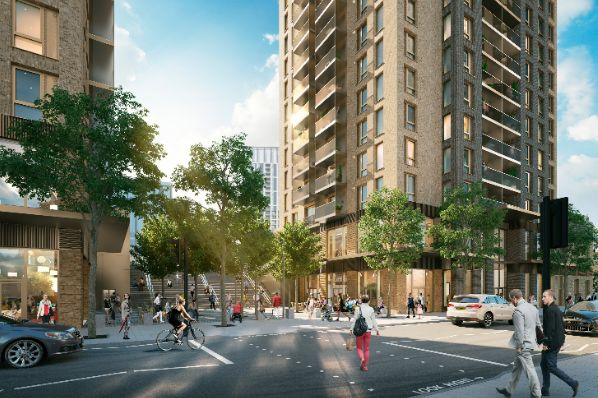 Mitsubishi Estate secures funding for East Croydon scheme (GB)