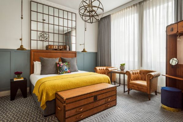 IHG opens new Kimpton hotel in Manchester (GB)
