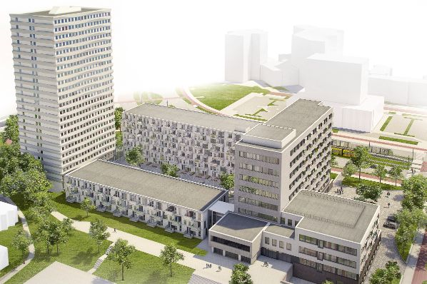 Greystar acquires student housing complex in Utrecht €98.5m (NL)