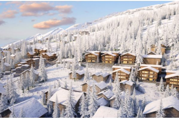 Marriott to open Ritz-Carlton hotel in Swiss Alps (CH)