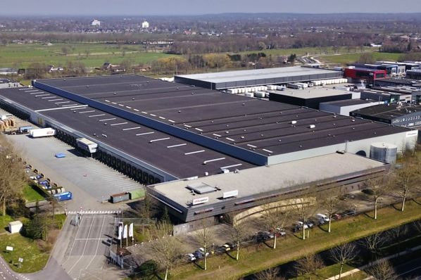 GARBE acquires Dutch distribution centre
