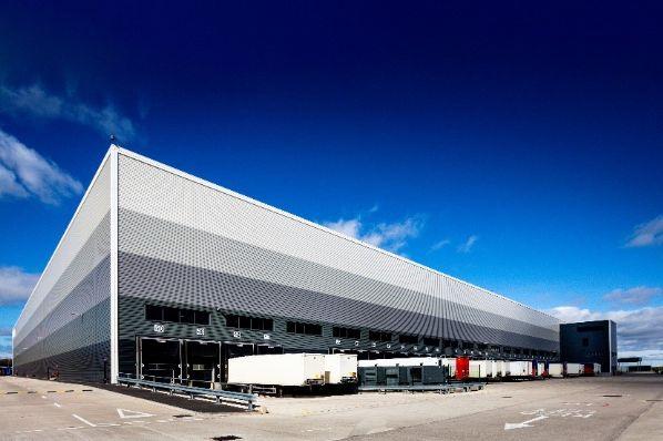 Blackbrook acquires high-spec UK logistics asset