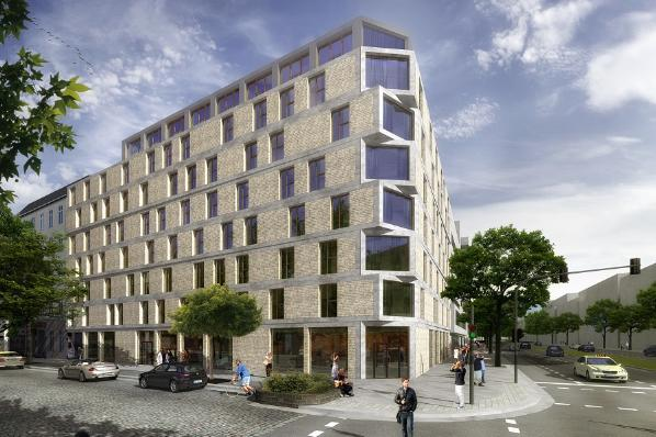 corestate acquires plot for student accommodation development in berlin de. Black Bedroom Furniture Sets. Home Design Ideas
