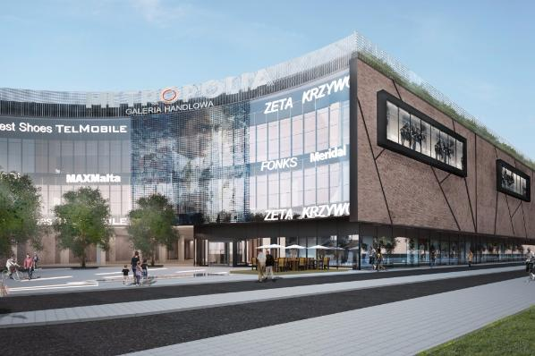 UK Retailer Sports Direct Is To Open A Store In Galeria Metropolia Currently Under Construction Gdask Wrzeszcz Poland Cushman Wakefield Acted As