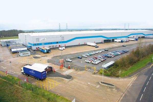 wellingborough distribution facility | ©LondonMetric Property Plc