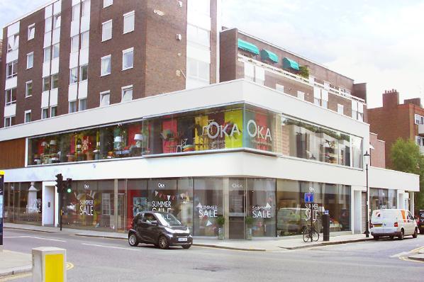 Pramerica Acquires London Retail Property UK