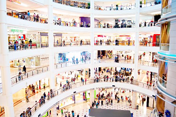 shopping centre   ©joyfull