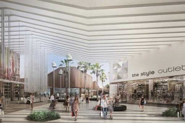 viladecans The Style Outlet | © Neinver