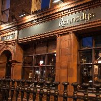 Kennedy's on Westland Row in Dublin 2