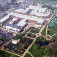 Springfields Outlet Centre