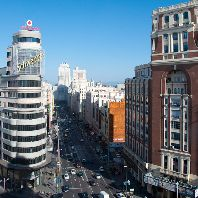 Gran Via 43 Madrid