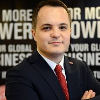 Arda Ermut President of the Investment Support and Promotion Agency of Turkey (ISPAT)