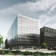Office Rex Architecture: 2050 M Street in Washington, DC