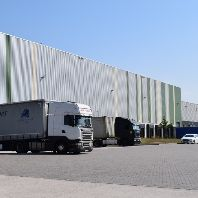 Logistik Center Bingen Copyright Hines