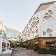 Las Rosas Shopping Centre in the San Blas district of Madrid UBS