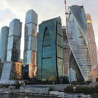 JLL research office Moscow Central Business District (CBD)