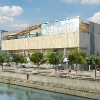 The €200m Plaza Río 2 shopping centre to open in Madrid (ES) Chapman Taylor