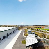 Prologis begins construction of a 14,477 m² speculative facility (CZ)