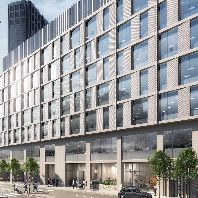 Union Investment purchases €245m office property in London (GB)