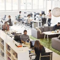 Boom in UK Co-working as sector comes of age across top cities