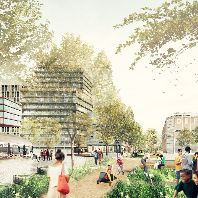 Round Hill, Boelens de Gruyter, and G&S to develop new urban neighborhood in Utrecht (NL)