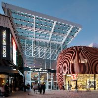 Portus Retail acquires Docks Bruxsel shopping district (BE)