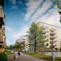 NCC to build 172 rental apartments in Tensta for €24.1m (SE)