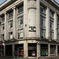 House of Fraser to close 31 stores (GB)