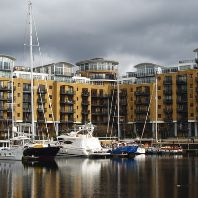 Blackstone refinances London's St Katharine Docks (GB)