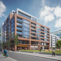Dublin Docklands resi scheme goes on the market for €52.5m (IE)