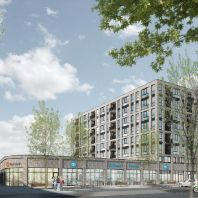 Catella acquires a mix-used scheme in Rotterdam (NL)