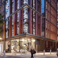 AustralianSuper and TH Real Estate invest €314.7m in London's One Crown Place (GB)