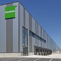 Goodman completes Amazon delivery station in Duisburg (DE)