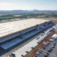 Tritax EuroBox acquires €118m logistics facility in Rome (IT)