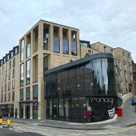 Union Investment acquires Edinburgh hotel complex for €43.4m (GB)