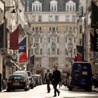 New Bond Street crowned the most expensive retail street in Europe