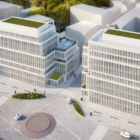 PGIM Real Estate acquires office scheme in Clichy (FR)