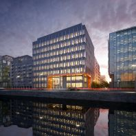 Tech firms dominate Dublin office space take-up (IE)