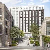 Moda Living and Apache Capital Partners unveil plans for urban village in Hove (GB)