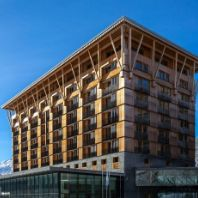 Radisson Blu opens new hotel in the Swiss Alps
