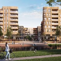 Invesco acquires Dutch residential development